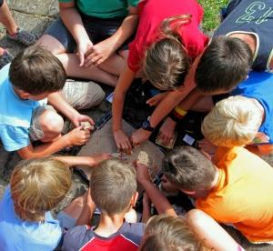 KinderBibelFreizeit Asbach Spiel